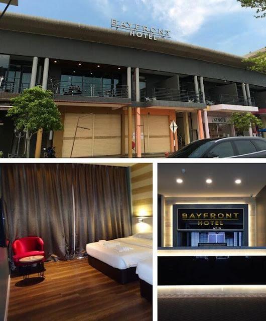 Bayfront hotel Port Dickson