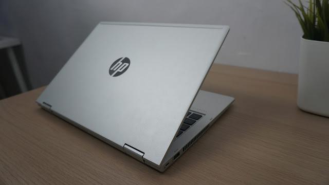 review hp probook x360 435 g7