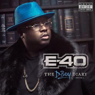 E-40 – The D-Boy Diary Book 2 (2016) [CD] [FLAC]