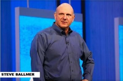 Steve Ballmer Mundur dari Dewan Direksi Microsoft