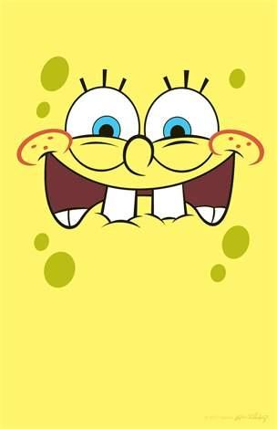 Wallpaper Spongebob Keren Untuk Hp