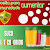 Receita para aumentar a imunidade: suco multicolorido