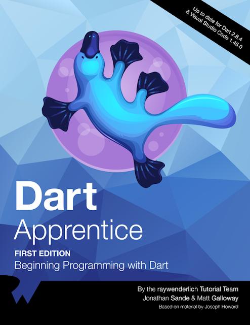 Dart Apprentice Ray Wenderlich Books