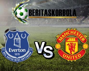 Prediksi Everton Vs Manchester United Minggu 1 Maret 2020