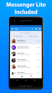 Folio for Facebook & Messenger Premium Apk v3.5.1 [Latest]