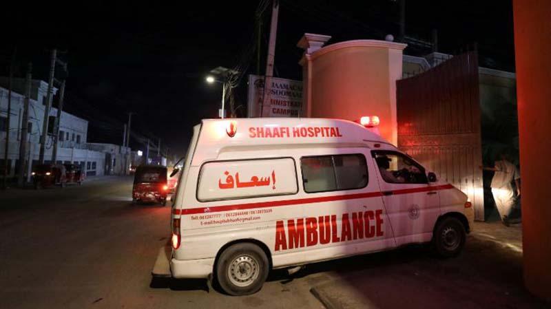Serangan Al-Shabaab di Hotel Somalia Tewaskan 5 Orang