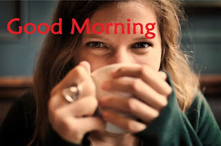 good morning tea cup images