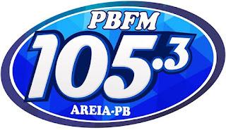 Rádio PB 105 FM de Areia PB