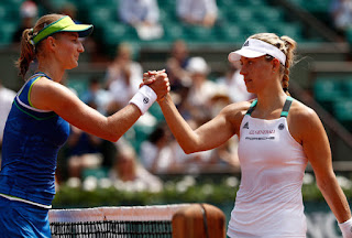 Photos: Angelique Kerber French Open 2017 Day 1