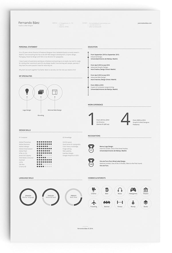 free resume cv templates in psd ai indesign pdf word format dezignhd best source for. Black Bedroom Furniture Sets. Home Design Ideas