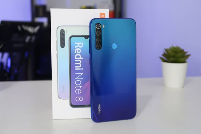 redmi note 8 hp terlaris di dunia