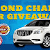 Drive home in a new car with the Bisons 'Second Chance Car Giveaway' - July 18!