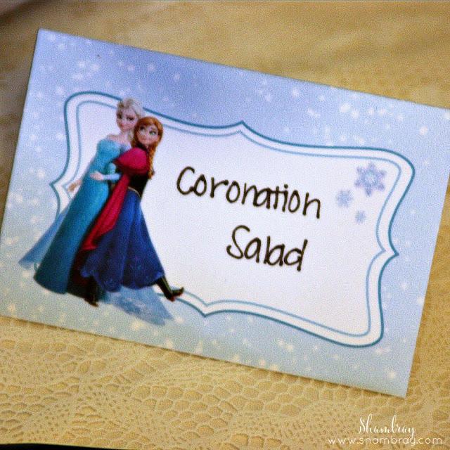 Coronation salad, Caesar Salad