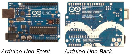 datasheet board arduino
