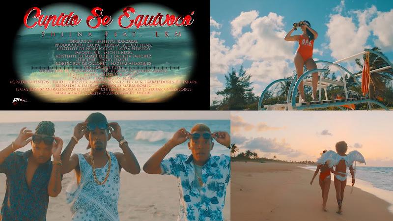 Shiina & LKM - ¨Cupido se equivocó¨ - Videoclip - Director: Ernesto Ibarzabal. Portal Del Vídeo Clip Cubano