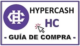 Cómo y Dónde Comprar Criptomoneda HyperCash HC Tutorial