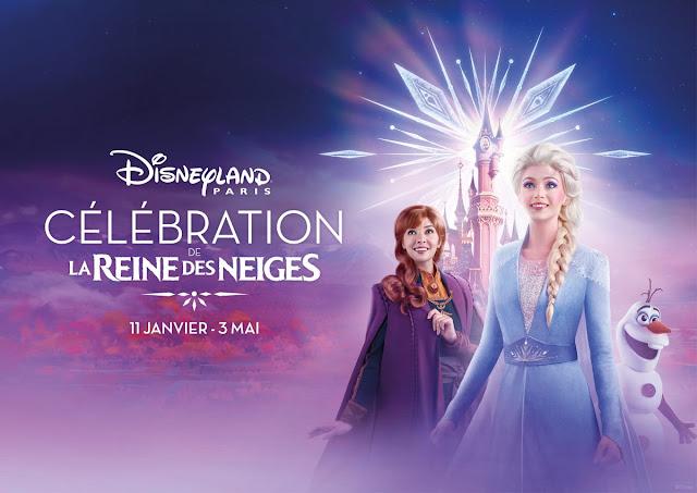 Disneyland Paris Media Expo 2020 Enchanted Frozen Celebration 巴黎迪士尼樂園