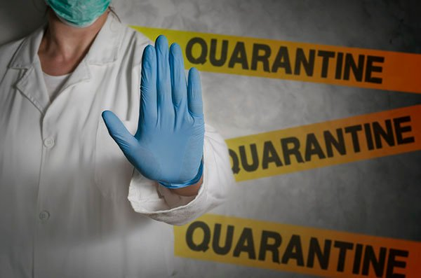UK authorities have ruled out the possibility of quarantine