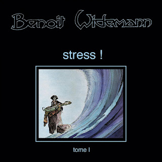 Benoit Widemann  - 1977 - Stress!