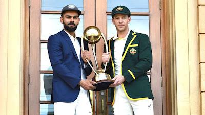 Border Gavaskar Trophy
