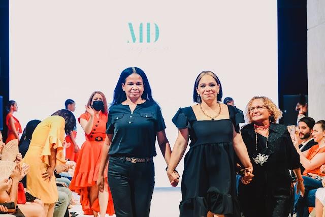 Cayena, línea textil del programa Supérate presentó su colección primavera-verano 2022