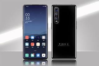 handphone oppo find x2 series