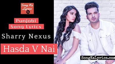 hasda-v-nai-lyrics