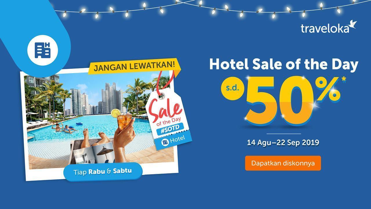 Booking Hotel Lebih Hemat Dengan Promo 50 Dari Traveloka Riska Ngilan