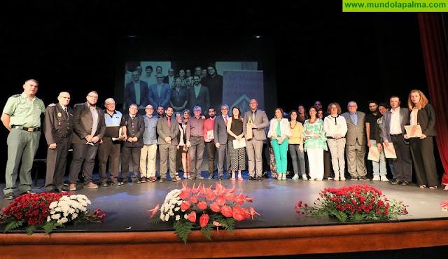 El ICHH celebra el Día Mundial del Donante de Sangre con un acto homenaje a los donantes en La Palma