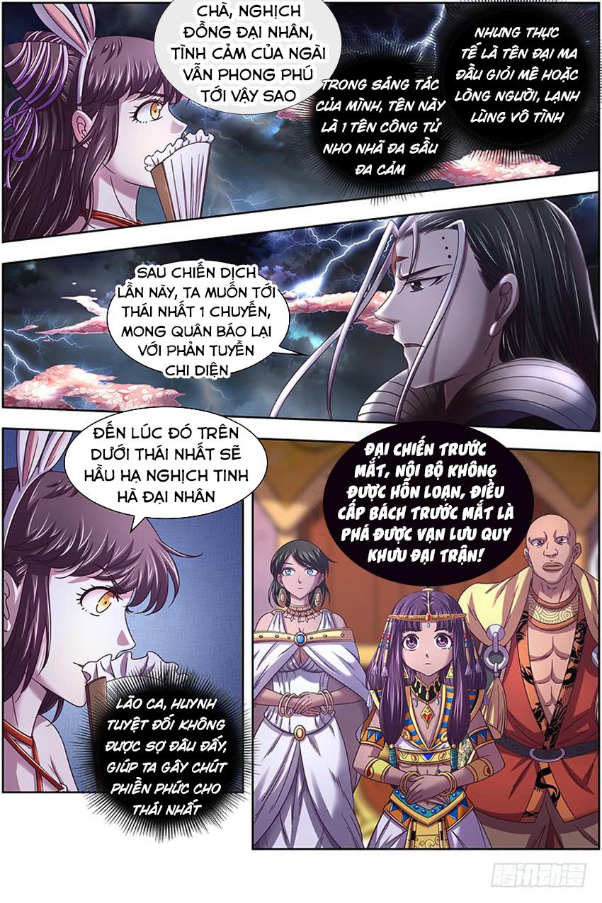 Ngự Linh Thế Giới chap 321 - Trang 8