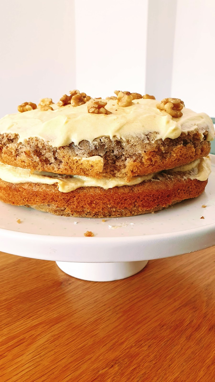 Gluten And Dairy Free Coffee Cake