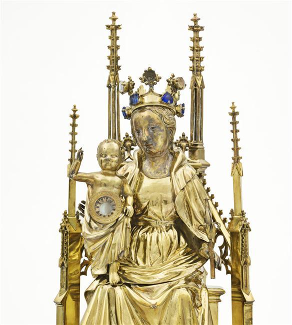 Η λειψανοθήκη του ομφάλιου λώρου του Χριστού http://leipsanothiki.blogspot.be/
