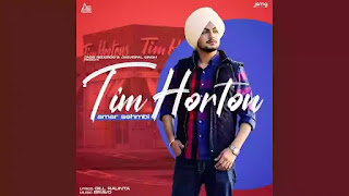 Checkout amar sehmbi new song Tim Horton & its lyrics penned by Gill Raunta