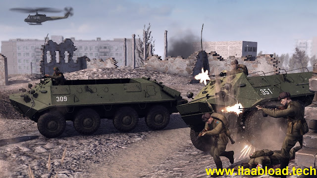 Men of War: Assault Squad 2 – Cold War Free Download