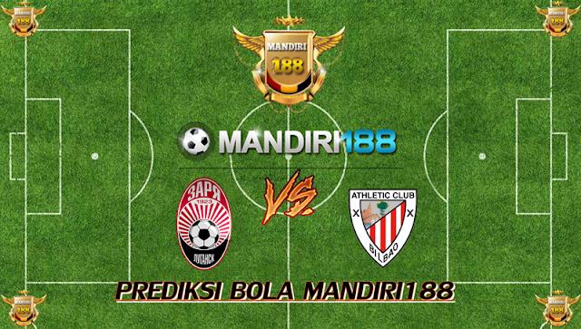 AGEN BOLA - Prediksi Zorya Luhansk vs Athletic Bilbao 8 Desember 2017