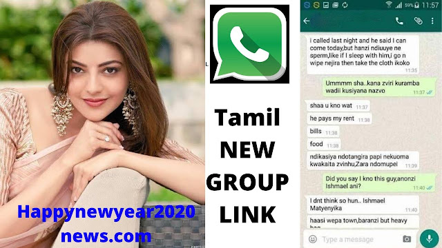 Join top 101+ Tamil WhatsApp Group Link 100% Active