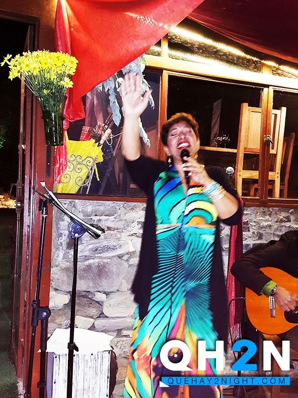 restaurantes en caracas granja natalia galipan concierto blues