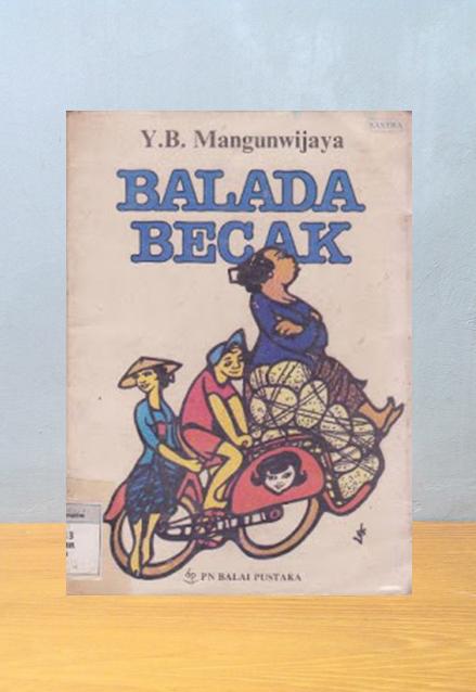 BALADA BECAK, Y.B. Mangunwijaya