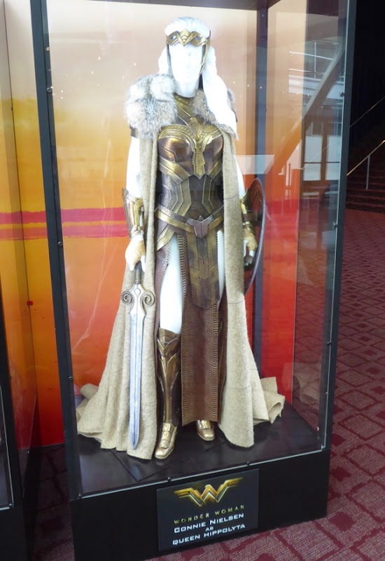 Connie Nielsen Queen Hippolyta Wonder Woman costume