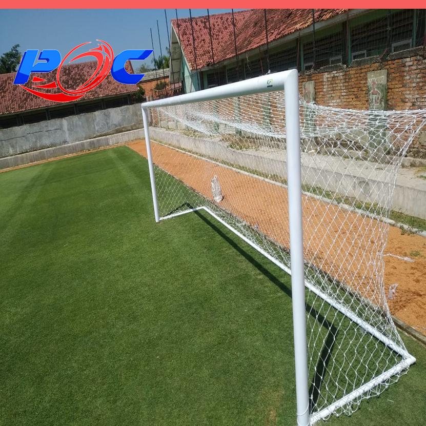 gawang sepak bola tanam