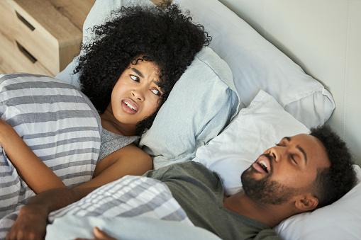 get rid of snoring habit