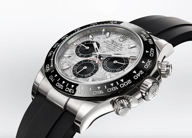 Rolex Cosmograph Daytona with Meteorite Dial 116519LN