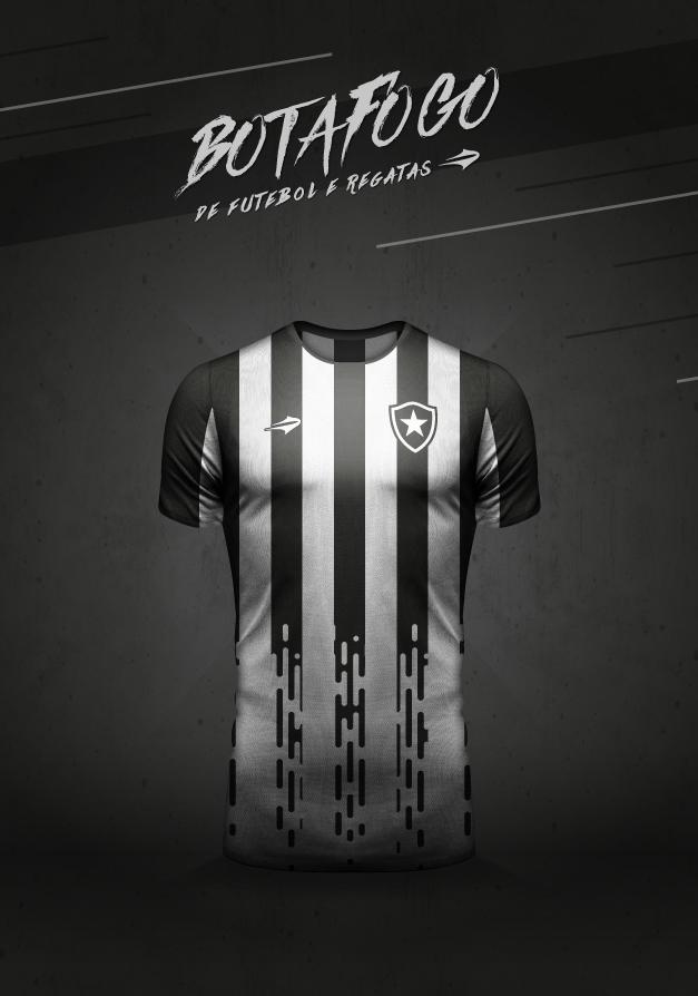 0b20f2e20 Designer cria camisas de clubes brasileiros inspirados na Topper ...