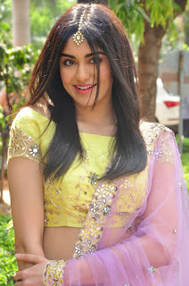 adah sharma at kshanam press meet