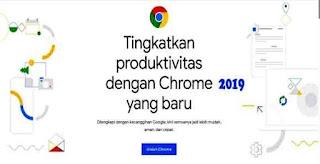 Download Google Chrome Terbaru 2019 Offline Installer untuk Windows 64 bit
