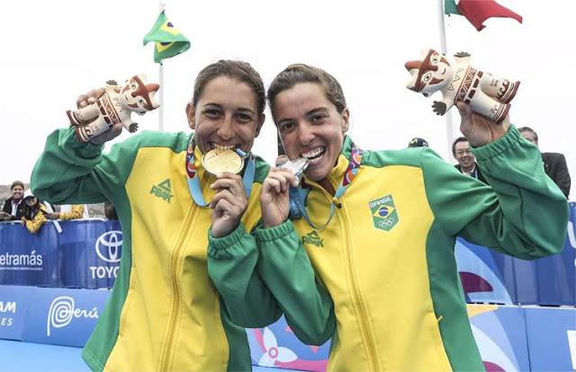 Brasil ganha suas primeiras medalhas em Lima