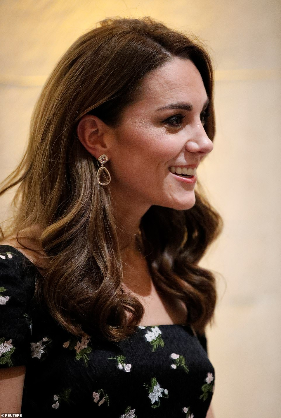 Duchess Kate Attends National Portrait Gallery Gala