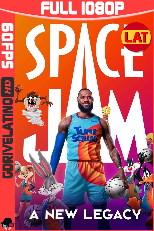 Space Jam: Una Nueva Era (2021) HMAX WEB-DL 1080p (60 FPS) Latino-Ingles MKV