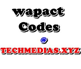 wapact all code