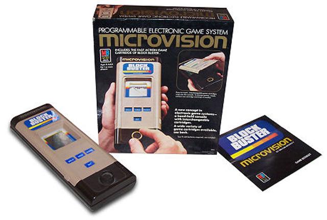 1979. Microvision Portable Console